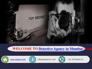 Detective Agency in Mumbai | Season21.com
