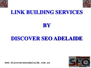 Link Building Services by Discover SEO Adelaide