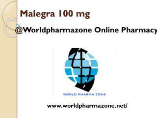 Malegra 100 mg Tablets