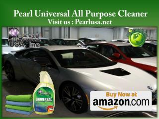 Pearl Universal All Purpose Cleaner - Environmentally Friendly