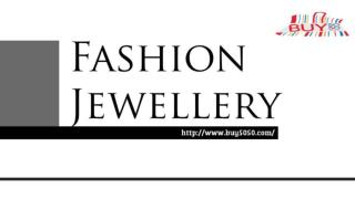 Fashion Jewellery And Accessories