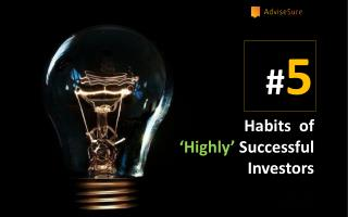 5 Habbits of Successful Investor