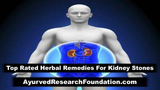 Top Rated Herbal Remedies For Kidney Stones