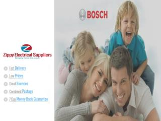 High quality electrical supplies for domestic and commercial needs