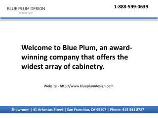 Kitchen Design - BluePlumDesign.com
