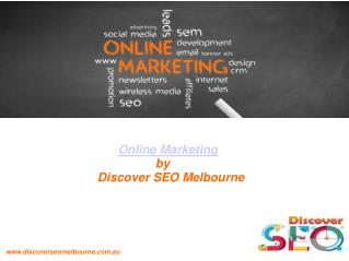 Web Marketing Experts | Online Marketing Agency | Consultant Melbourne