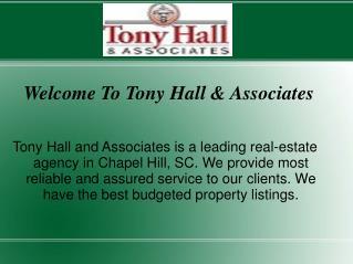 Real estate chapel hill