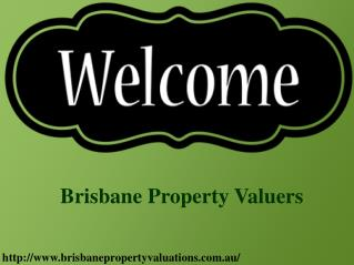 Need Valuation Services for your Property?