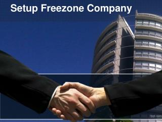 Setup Freezone Company