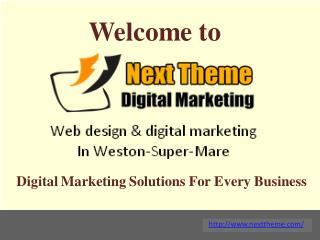 Web Development Weston-Super-Mare