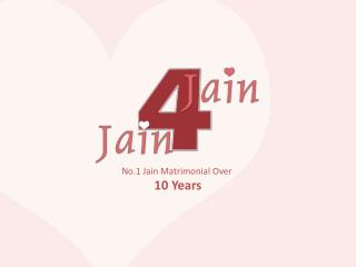 Find Yourself a Jain Life Partner