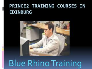 Prince2 Training courses in Edinburg