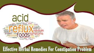 Which Herbal Remedies For Constipation Problem Work In An Effective Manner?