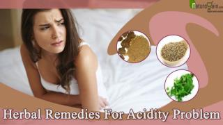 Which Herbal Remedies For Acidity Problem Work In Fast Manner?