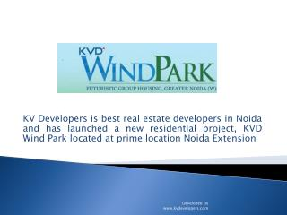 KVD Wind Park Greater Noida West