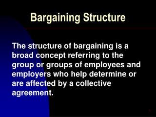 Labor Relations - 07