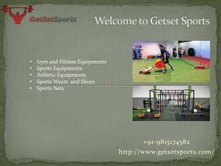 Gym & Fitness Equipments Manufacturers in Jalandhar,India