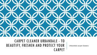 carpet cleaners Urbandale