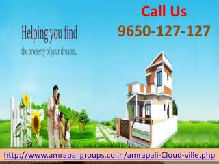 Amrapali Cloud Ville Luxurious Homes