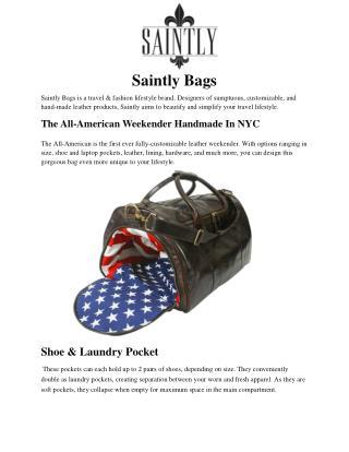 Saintly Bags