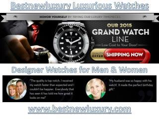 Bestnewluxury Watches