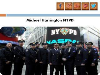 Michael Harrington Police Officer