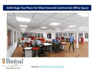 Buy Office Space in Delhi/NCR
