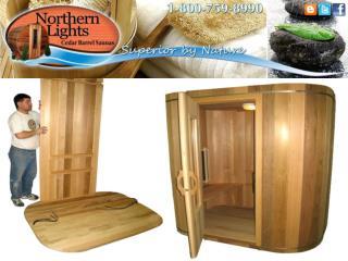 Home Saunas