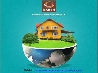 Earth – Residential Plots at Dholera SIR
