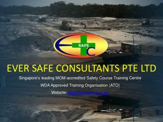 CSOC Course, Confined Space Course - Eversafe.com.sg