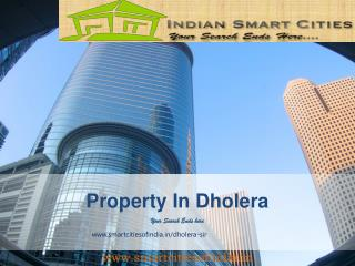 Get best Property Sale deals within your budget in Dholera
