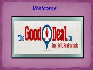 Offers to Post Ads for Real Estate, Vehicles, Jobs and Lot More