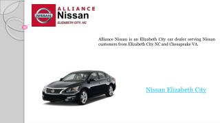 Maxima and Nissan in Elizabeth City