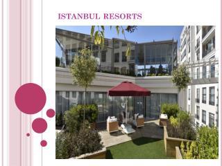 Istanbul resorts | Taksim Hotels