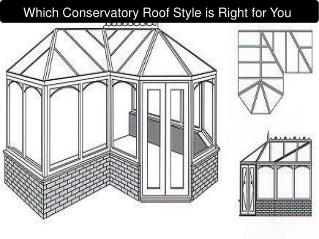 Which Conservatory Roof Style is Right for You