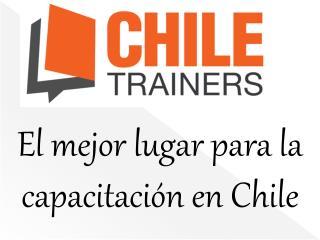 El mejor lugar para la capacitación en Chile