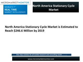 North America Stationary Cycle Market