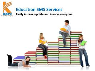 Education SMS Services