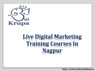Digital Marketing Training In Nagpur