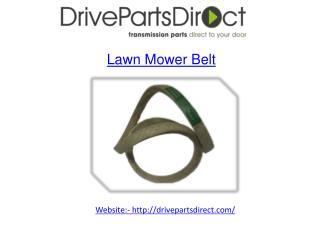 Drive Parts Direct - Lawn Mower Belt