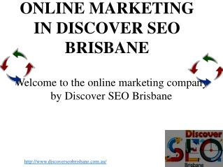 Online Marketing Brisbane