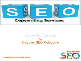 Copywriting Services melbourne