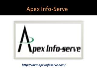 Local SEO Services - Apex Info-Serve