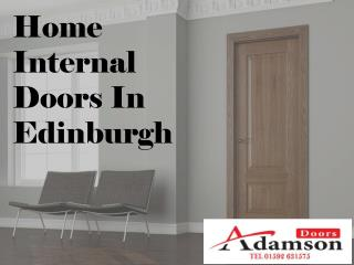 Home Internal Doors In Edinburgh