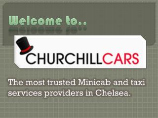 Minicab Chelsea