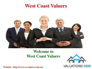 West Coast Valuers: Find educated valuers for your property valuation