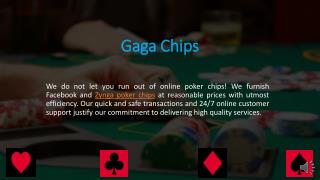 Buy Zynga Poker Chips Online | Fast Delivery