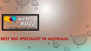 Best SEO Specialist in Australia