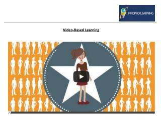 Video Based Learning & Corporate Training Video Production
