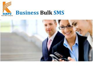 Business Bulk SMS
